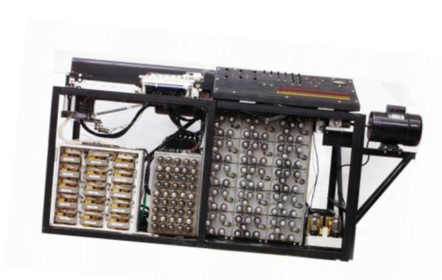 1937: Primeiro computador elétrico de Atanasoff e início dos computadores ABC.