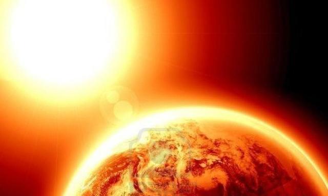 La Tierra se vuelve a calentar