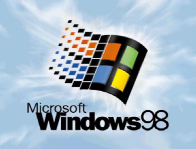 1998: Nascem os CDs graváveis e regraváveis (CD-RW); Microsoft lança o Windows 98.