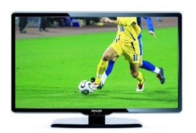 2007: Surgem as televisões LCD.