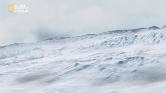 La tierra es solo nieve