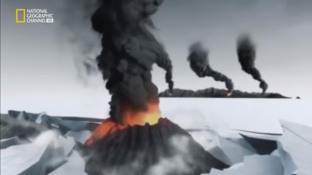 Vuelven los volcanes
