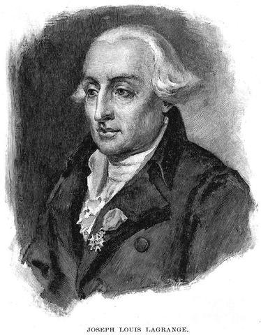 Lagrange se vuelve un matemático consolidado.