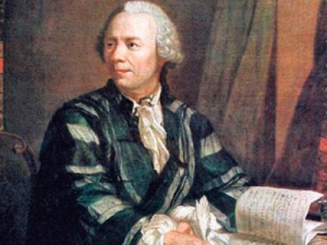Nacimiento de Euler
