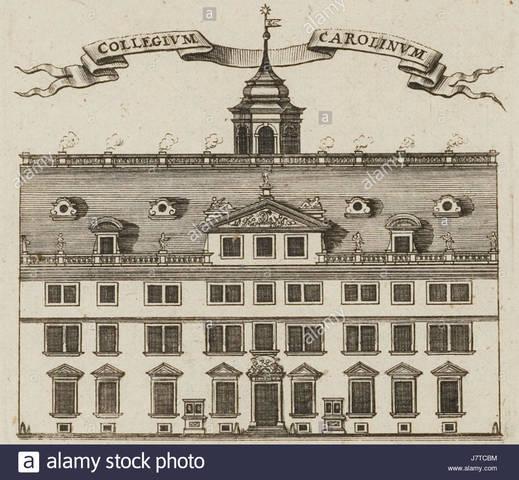 Gauss ingresó a Colegium Carolinum para continuar sus estudios.