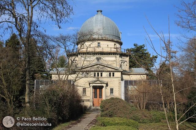 Fue nombrado director del Observatorio de Gotinga.