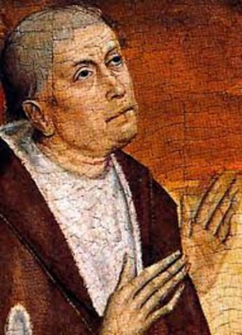 NICHOLAS DE CUSA.