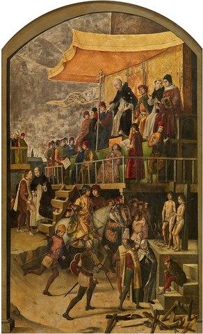 Inquisición o Tribunal del Santo Oficio