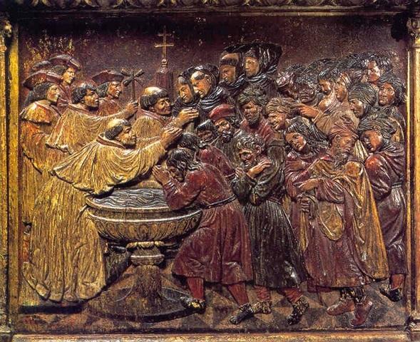 Conversión de los mudéjares a moriscos