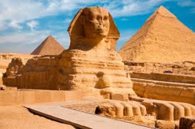 Egipto 2500 a. C/ 1500 a.C
