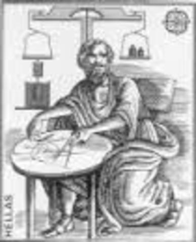 Eudoxo 408 a.C