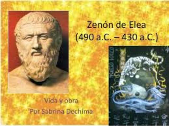 Zenón de Elea 450 a.C