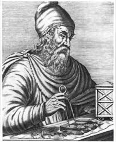 Arquimedes de Siracusa 200 a.C