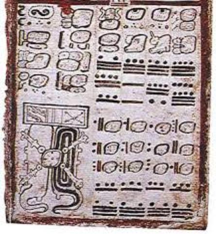 Evidencia Maya