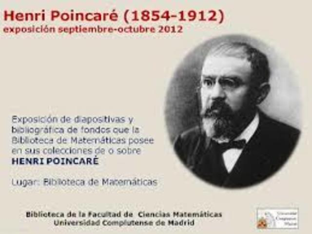 Henry Poicaré