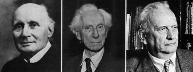 Bertrand Rusell y Norbet Whitehead