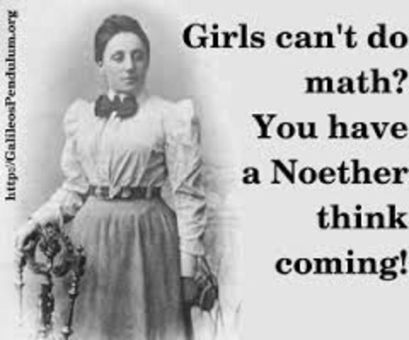 Emily Noether