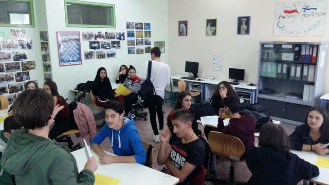 2η συνάντηση Περιβαλλοντικής Εκπαίδευσης