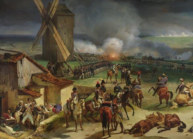 La Francia rivoluzionaria entra in guerra