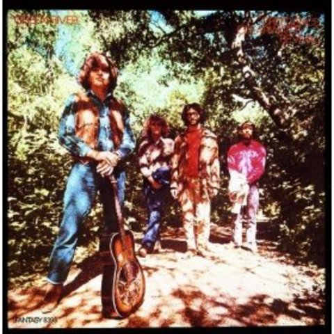 Creedence Clearwater Revival- Bad Moon Rising