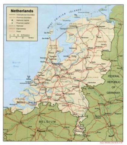 Declaração da Independência dos Países Baixos