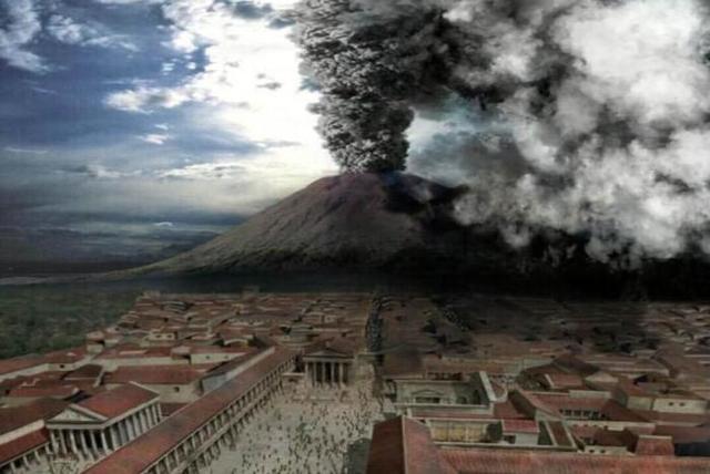 Vesuvius utbrott
