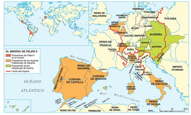 Portugal bajo la Casa de Austria