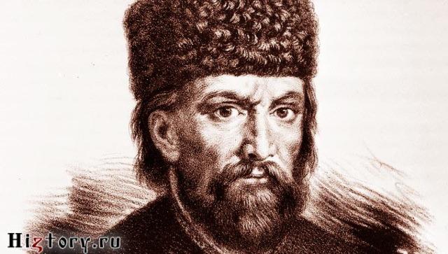 Восстание Е. И. Пугачева