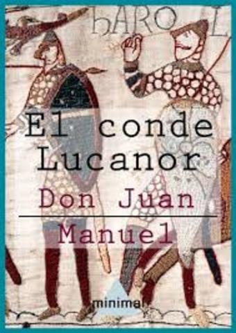 El conde lucanor-Don Juan Manuel-