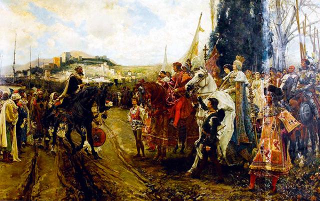 Romance del rey moro que perdió Alhama-Anonimo