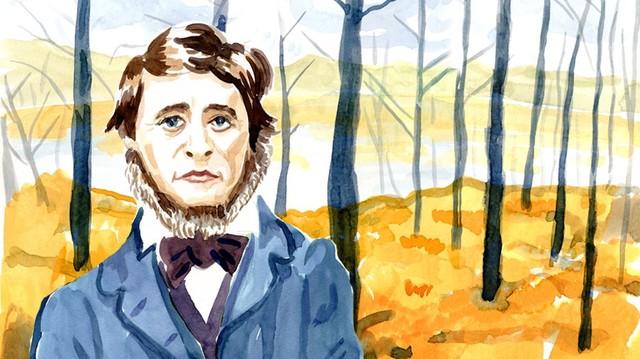 I Got Thoreau-n in Jail