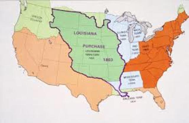 Big Time Decision - Louisiana Purchase
