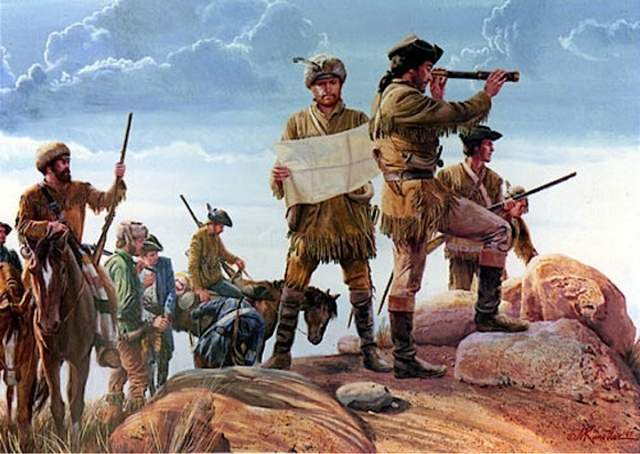How come Lewis and Clark didn't just use Apple Maps?