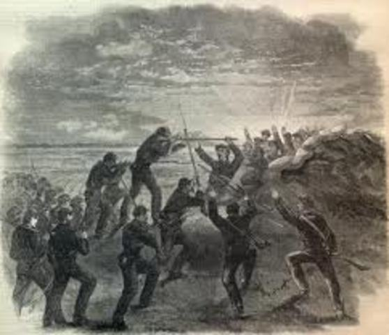 Seige of Charleston