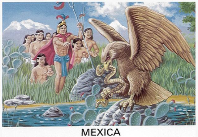 Se ha perdido el pueblo Mexica - Anónimo