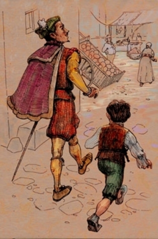 (Tratado 3)La vida de Lazarillo de Tormes y de sus fortunas y Adversidades- Anónimo