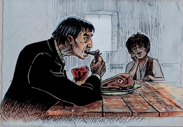 (Tratado 2) La vida de Lazarillo de Tormes y de sus fortunas y Adversidades- Anónimo