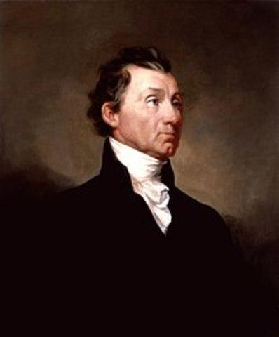 James Monroe Elected President