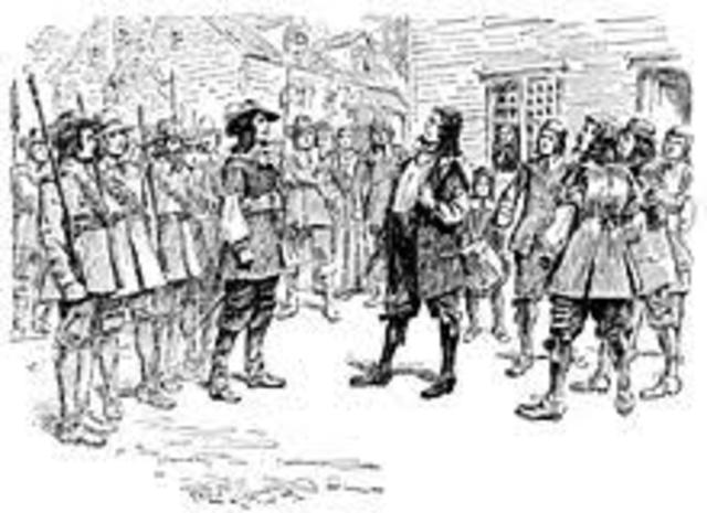 Bacon's Rebellion for slavery