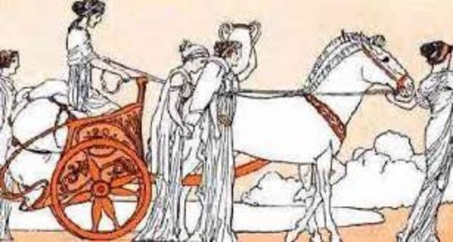 Ulises en palacio Alcino