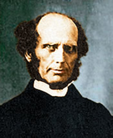 Charles B. Finney Lead Religious Revivals in Western New York