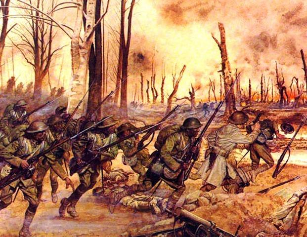 Battle of Meuse-Argonne