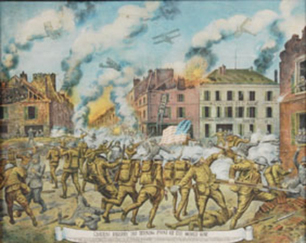Battle of Chateau-Thierry