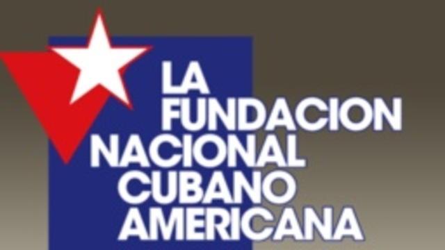 Fundación Cubano-Americana y radio Martí
