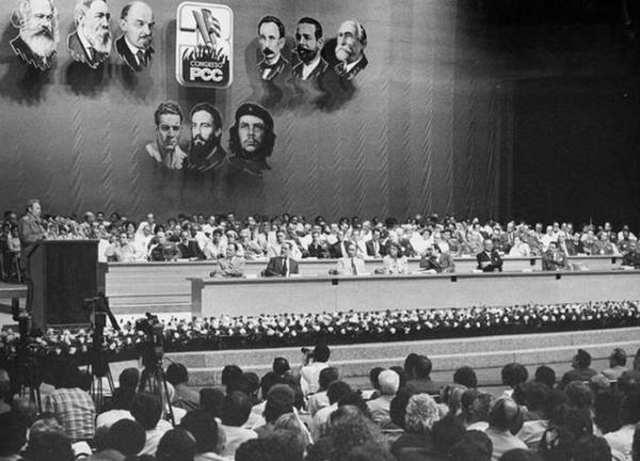 Tercer congreso comunista