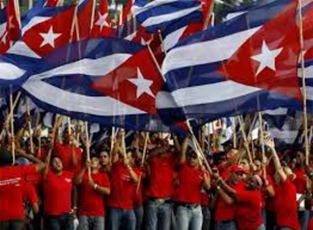 Trigésimo aniversario de la revolución