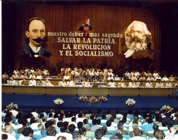 Cuarto congreso del PCC