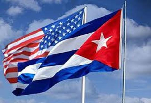 Tensión ente EEUU y La Habana