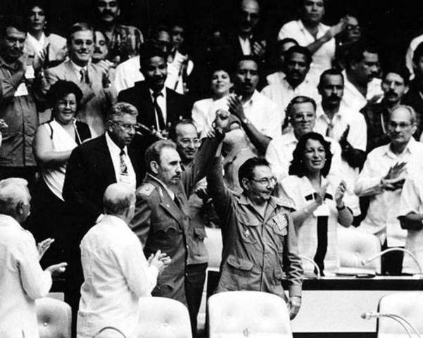 Quinto congreso del PCC