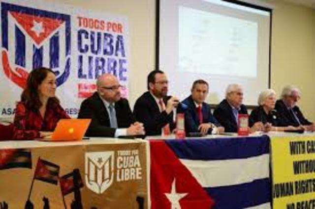 Comisión de ayuda para una Cuba libre